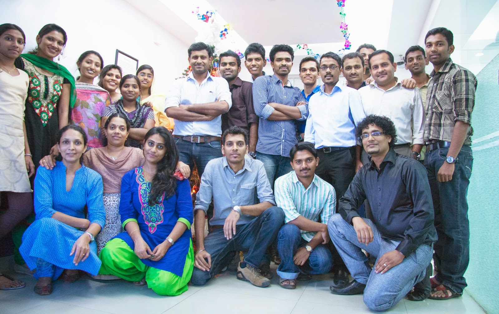 Team at Cabot Technology Solutions, Kochi, India