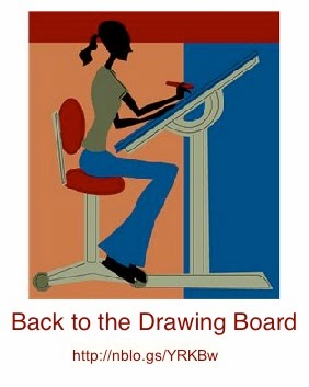 Starting over (Back to the drawing board)