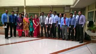Work wear in India in the IT field