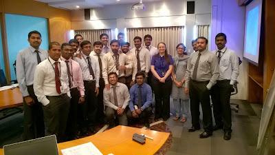 Training Group in Trivandrum