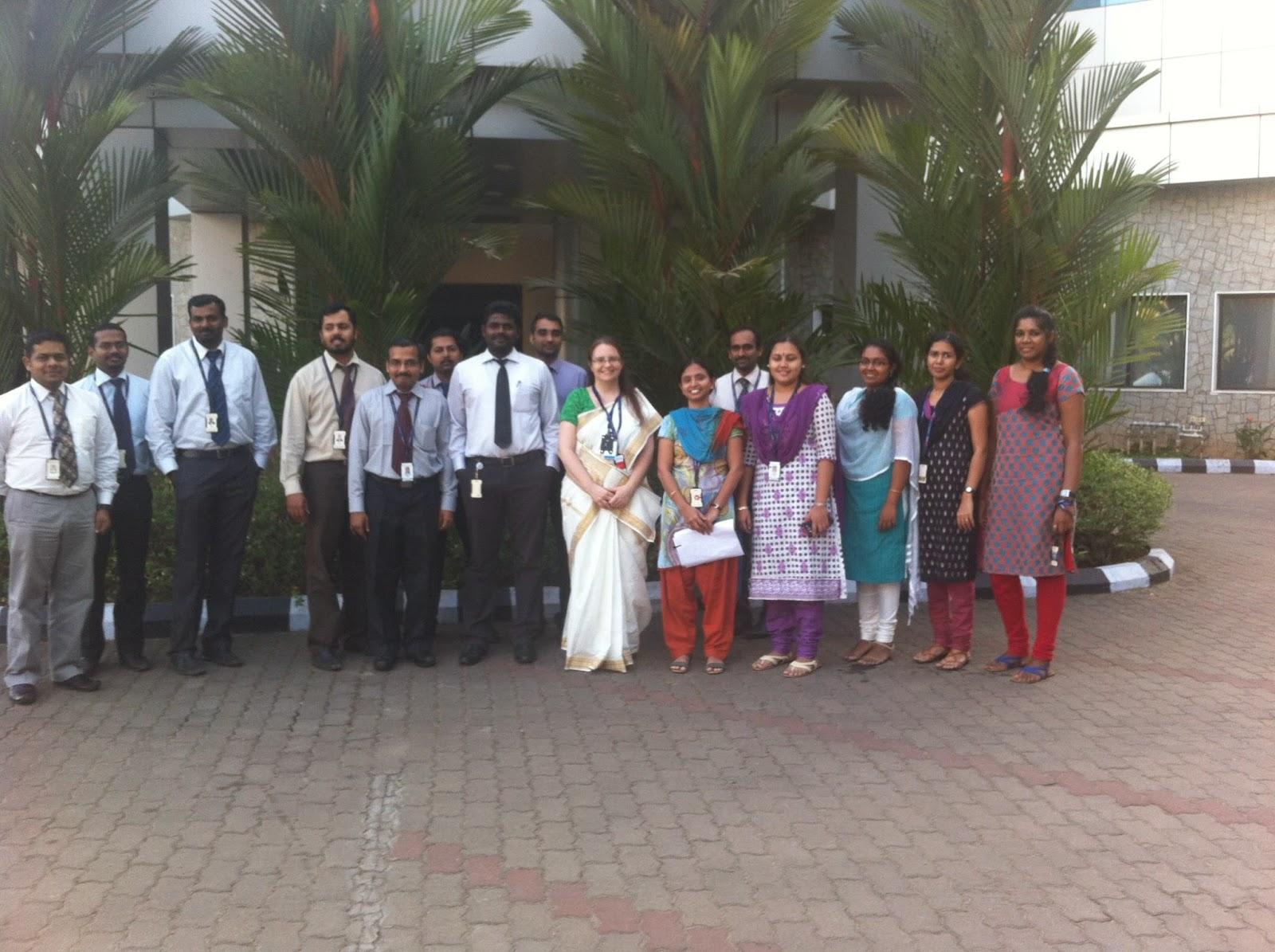 US Culture Basics for Rapport Building Kochi, 100 participants (Kochi, Trivandrum)