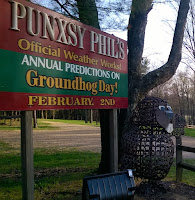 Punxy Phil and Groundhog Day