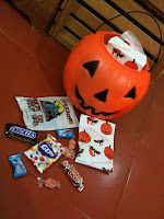 Halloween Candy Collection