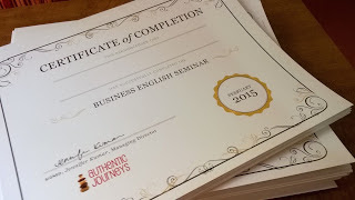 Certificates and Online Graduation Ceremonies Celebrate Learning.