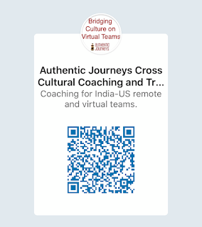 QR Code to Connect on LinkedIn - Authentic Journeys
