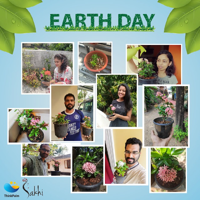 Earth Day Photo Collage
